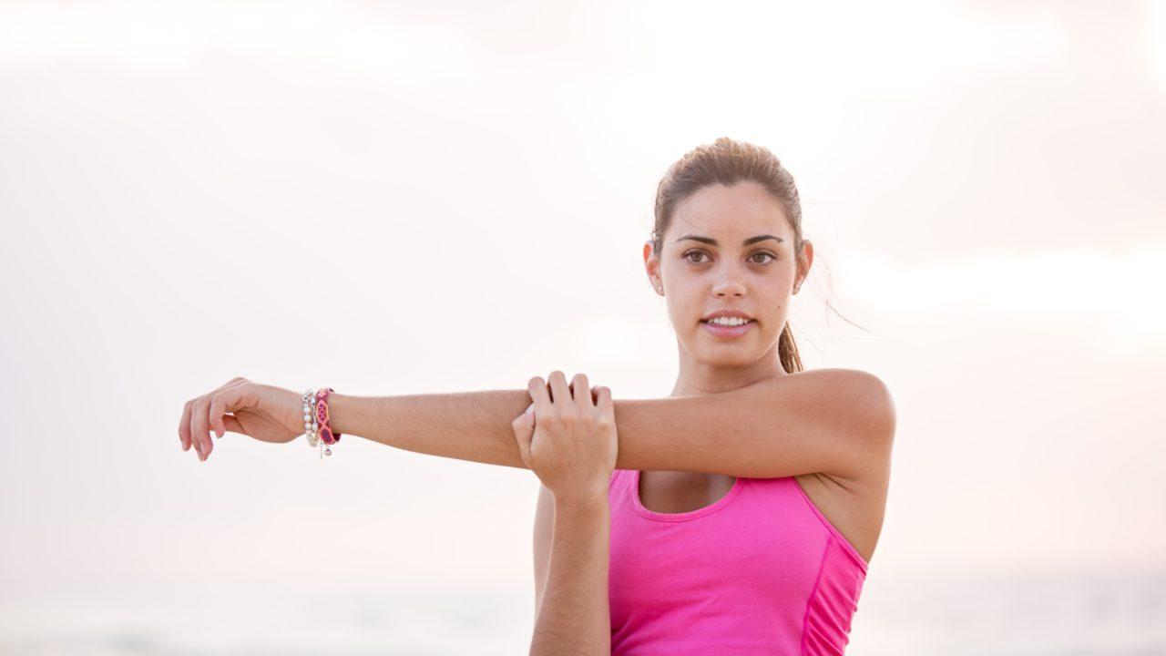 加圧トレーニング,効果,女性,二の腕