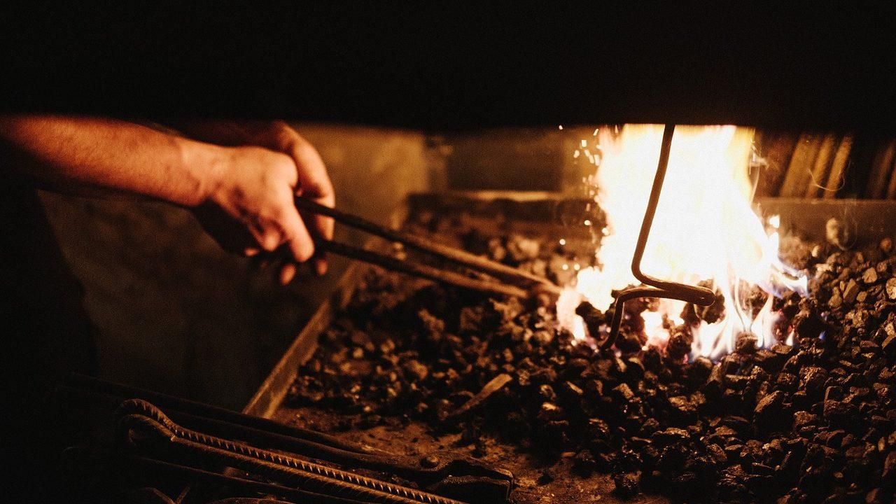 活性炭,歴史,チャコール