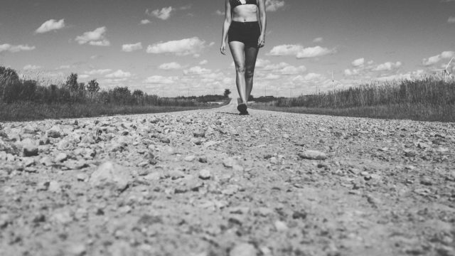 痩せる,歩き方,ダイエット