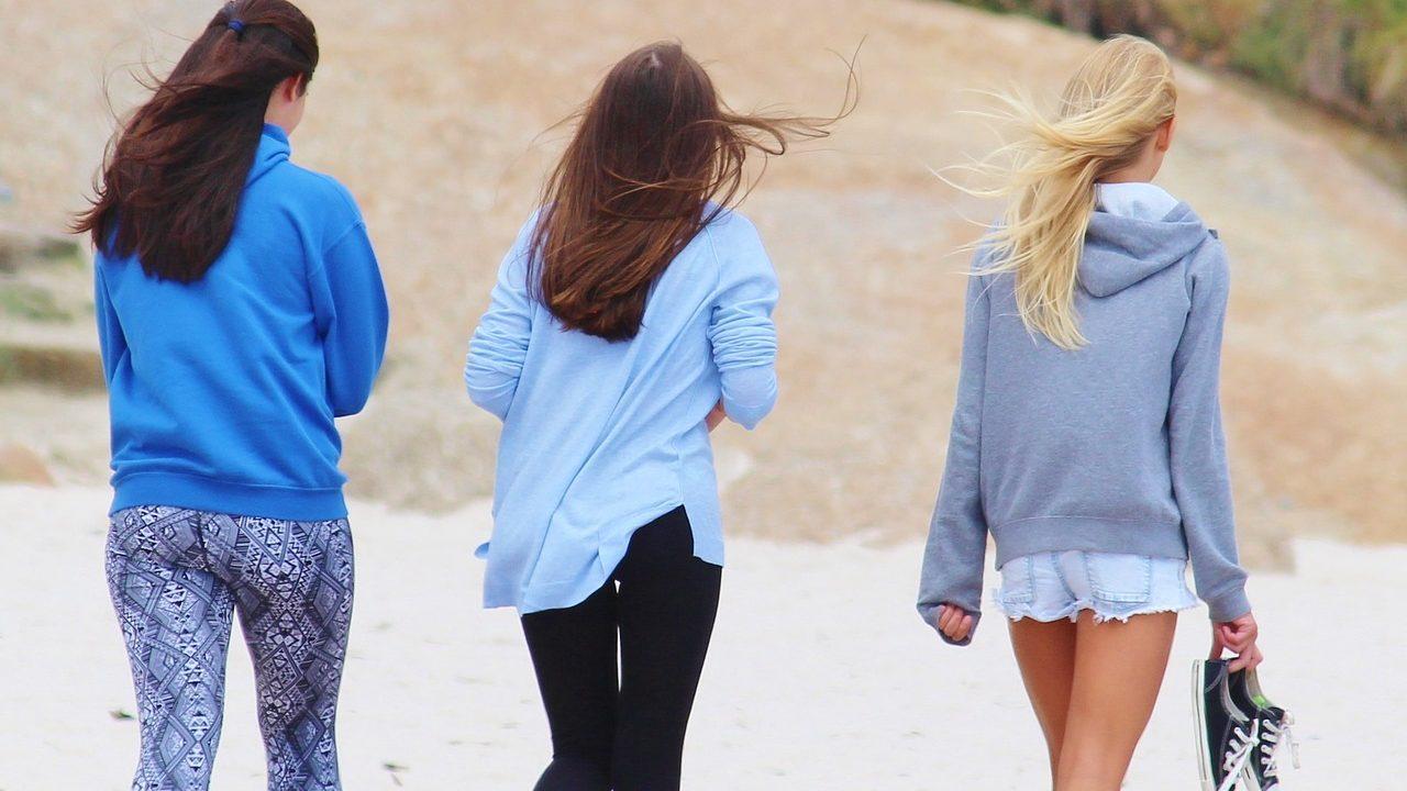 痩せる,歩き方,女性