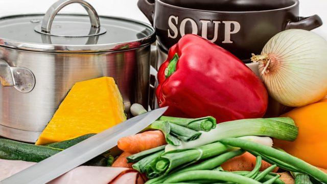 ダイエット,スープ,置き換え