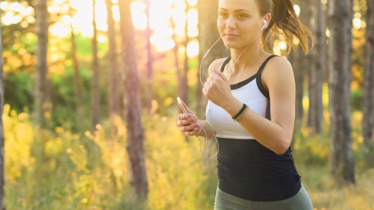 痩せたい,女性,運動