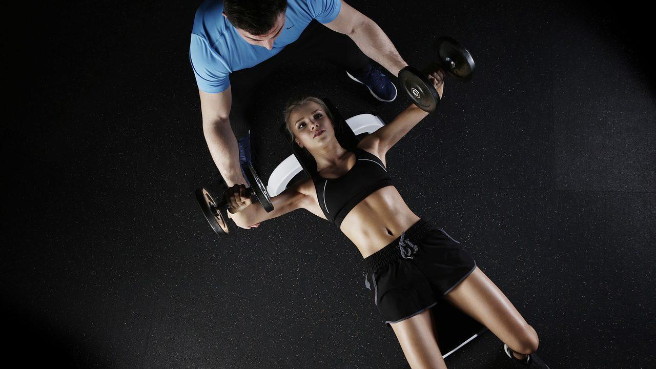 トレーニング,女性