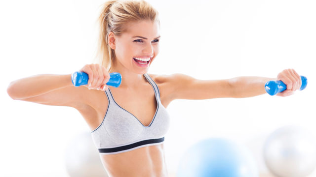 筋トレ,毎日,痩せる,女性